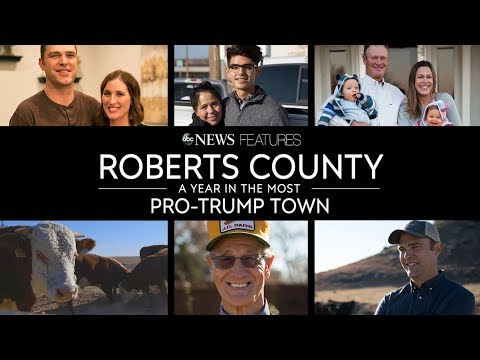 Roberts County A Year in the Most Pro Trump Town