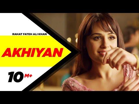 Xxx Mp4 Akhiyan Full Video Rahat Fateh Ali Khan Gippy Grewal Mandy Takhar Latest Punjabi Song 2018 3gp Sex