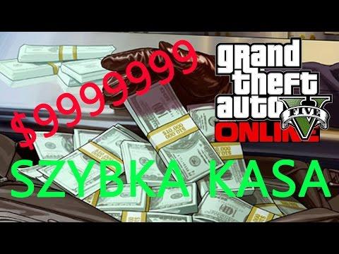 watch Jak zarobić szybko pieniądze/kasa w GTA V ONLINE [PC] (patch 1.28)