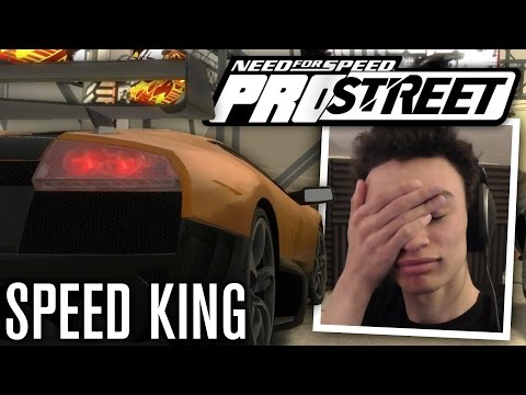 THIS IS A JOKE RIGHT SPEED KING Need for Speed ProStreet 28