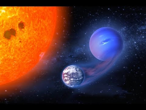 Planet Neptune: 8th planet in the solar system Hindi/Urdu