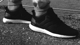 ADIDAS ULTRABOOST UNCAGED (BLACK/WHITE)