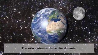 The solar system explained for dummies