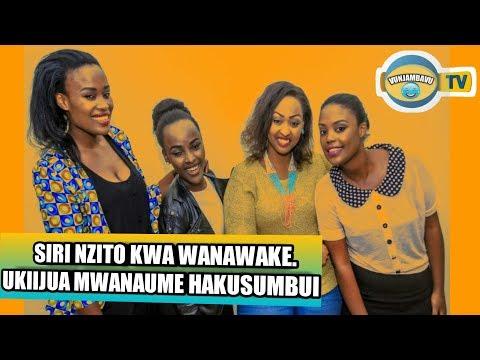 Xxx Mp4 Mwanamke Ukijua Siri Hii Hakuna Mwanaume Atakae Kusumbua 3gp Sex