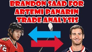 Artemi Panarin TRADED For Brandon Saad Review (NHL 17 Gameplay)