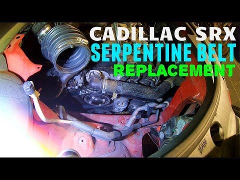 Xxx Mp4 2010 2016 Cadillac SRX Serpentine Belt Replacement Guide 3gp Sex