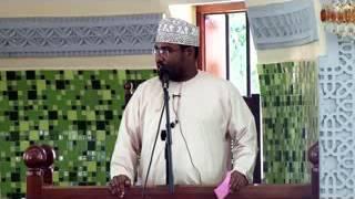 Sheikh Yusuf Abdi - Alama Za Kupendwa Na Allah (29.7.2016)