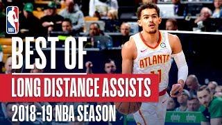 NBA's Best Long Distance Assists | 2018-19 NBA Season | #NBAAssistWeek