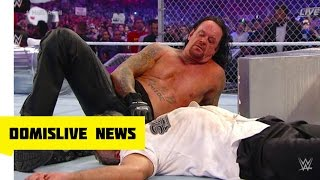 WWE WrestleMania 32: The Undertaker Vs. Shane McMahon (Hell In A Cell) Full Show Review