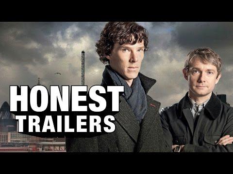 Honest Trailers Sherlock BBC