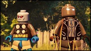 LEGO MARVEL AVENGERS - Customs - Creating Spider-Man Noir & Apocalypse!