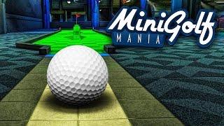 NEW MINIGOLF GAME! - MINIGOLF MANIA