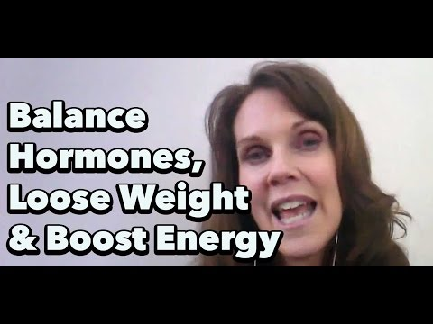 Loose Weight, Increase Your Energy, Balance Hormones - Dr. Tami Meraglia
