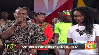 ONE LOVE  SHOW CITIZEN TV -DJ SLIM D