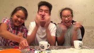 Bean Boozled Challange Omg!   Kyrgyzstan   KUSHA