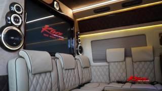 Toyota Hiace Commuter Super Hi-Class Luxury Vip By Kin's