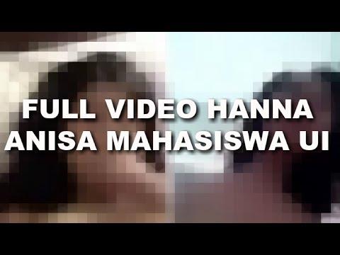 Xxx Mp4 INI DIA FULL VIDEO HANNA ANISA MAHASISWA UI 3gp Sex