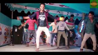 New Stage dance performence in village