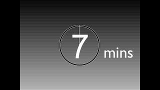 7 دقائق فقط في اليوم سوف تغيير حياتك ! هل تستطيع أن تقوم بها ؟