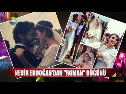Nehir Erdoğan evlendi
