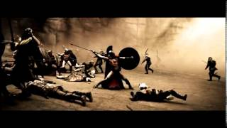 Sparta 300: The Best Scene! Music Changed and Emotion Changed (Epic Music)