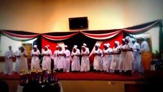 EFC Mennonite Church Choir - Sacred Folk song; Jesus Our Intercessor