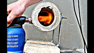 How to Make a Can Forge