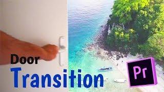 Tutorial Door Transition - Adobe Premiere Pro (Sam Kolder & Gabriel Conte)