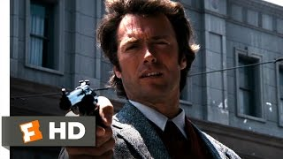 Dirty Harry (2/10) Movie CLIP - Do You Feel Lucky, Punk? (1971) HD