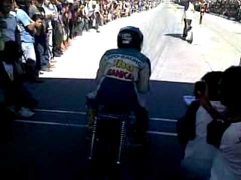 M Saiman 72 RX Z Dragbike Performance