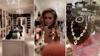 Paris Hilton   My Closet Tour   2017