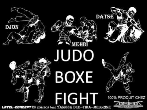 JUDO BOXE FIGHT -LATEL-CONCEPT by ZOBIBOZ feat TIDA//YANNICK DEE//MESRIME