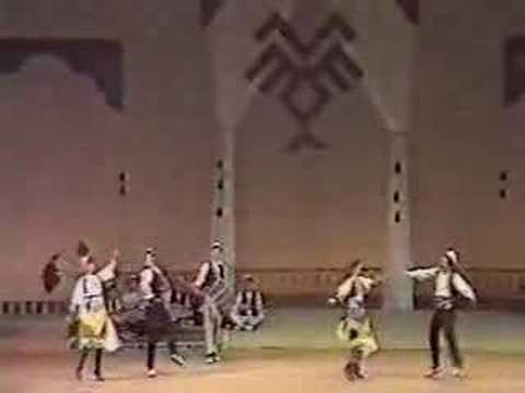 Albanian Music Valle Lirike Tropojane