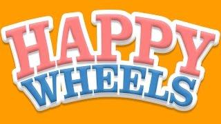 FUNNY HAPPY WHEELS MONTAGE (HAPPY WHEELS)