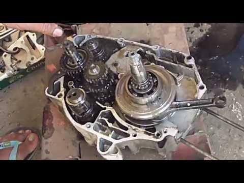 Xxx Mp4 ฮอนด้า WAVE125 ซ่อมแซม Honda Wave Engine Removal Strip 3gp Sex