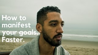 How to Manifest Your Goals Faster (and why you don't need a 10 year plan)