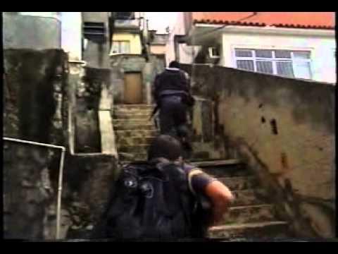 Policia Militar Rio De Janeiro Tiroteo en las Favelas