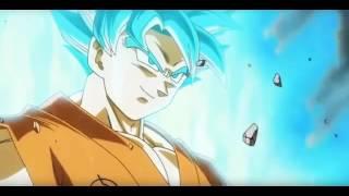 Golden freeza vs goku god full fight
