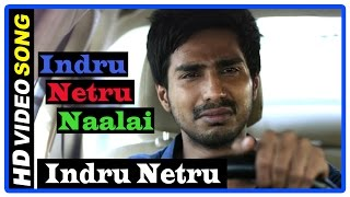 Indru Netru Naalai Tamil Movie | Songs | Indru Netru Naalai song | Mia George and Ravishankar die