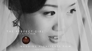 Chinese Wedding Highlights Film The Perfect Girl 4K UHD