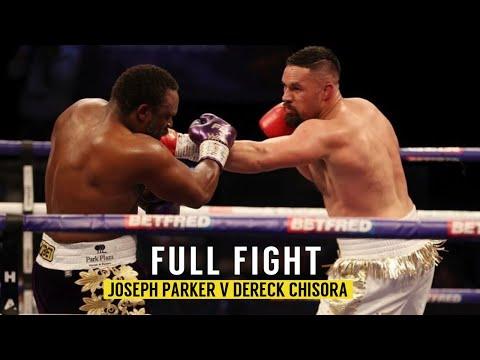 FULL FIGHT Joseph Parker v Dereck Chisora ᴴᴰ