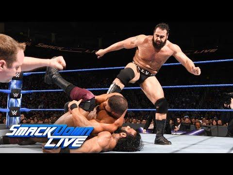 Xxx Mp4 Randy Orton Bobby Roode Vs Jinder Mahal Rusev SmackDown LIVE March 27 2018 3gp Sex