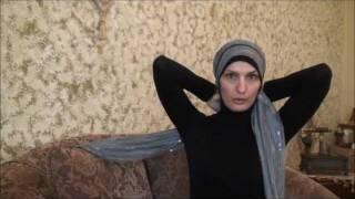 Hijab Tutorial # 20 (Elagant Style)