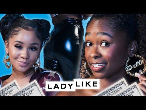 Freddie Gets An ICY GRL Makeover ft. Saweetie • Ladylike