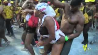Notting Hill Carnival 2012 - Chocolate Cocoyea 04
