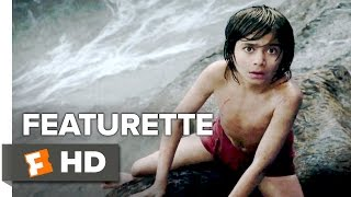 The Jungle Book Featurette - Making Of (2016) - Scarlett Johansson, Bill Murray Movie HD