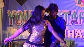 Haluchi Lo Dahi Handi (Odia Stage Dance) - Young Star Youth Club | Aruha Club Dance