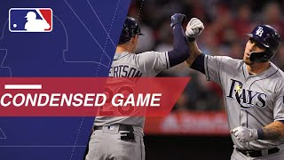 Condensed Game: TB@LAA - 5/18/18