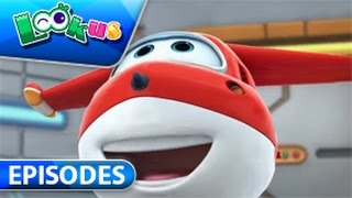 【Official】Super Wings - Episode 01