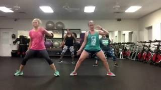 Dance Fitness- Messin' Around by Pitbull feat. Enrique Iglesias
